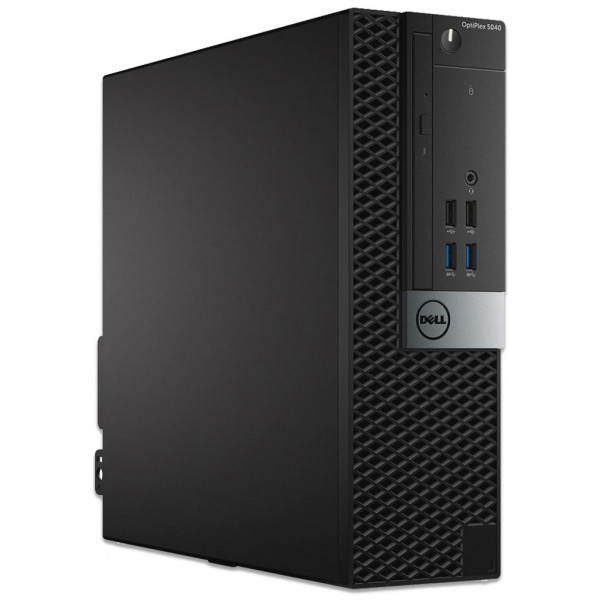 Dell OptiPlex 5040 SFF - Core i3-6100 @ 3,7 GHz - 8GB RAM - 250GB SSD - DVD-RW - Win10Home