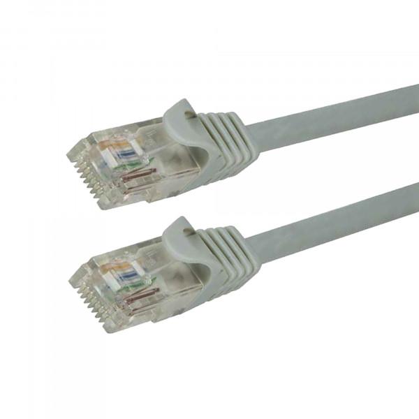 LogiLink Patchkabel - Kat. 5e - 2x RJ-45 - 5,0m - Grau