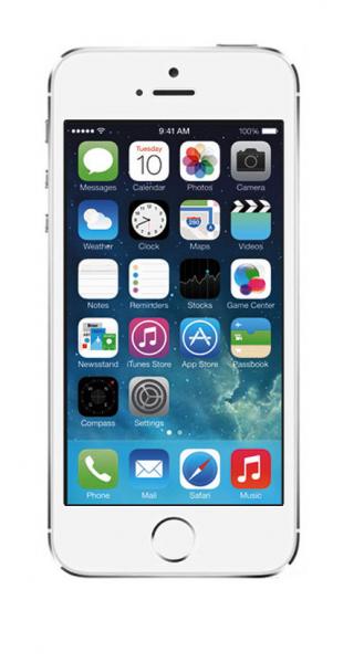 Apple iPhone 5 (16GB) - White