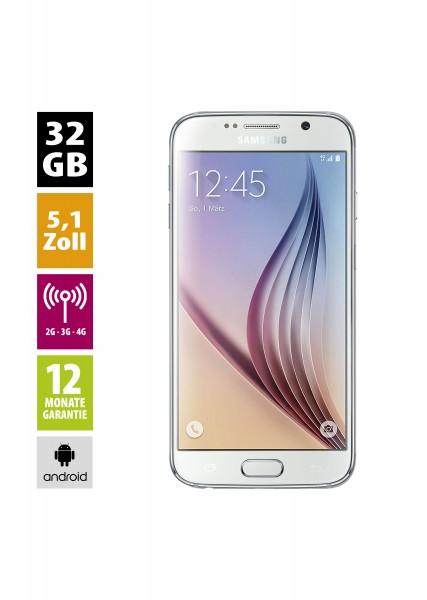Samsung Galaxy S6 (32GB) - White Pearl