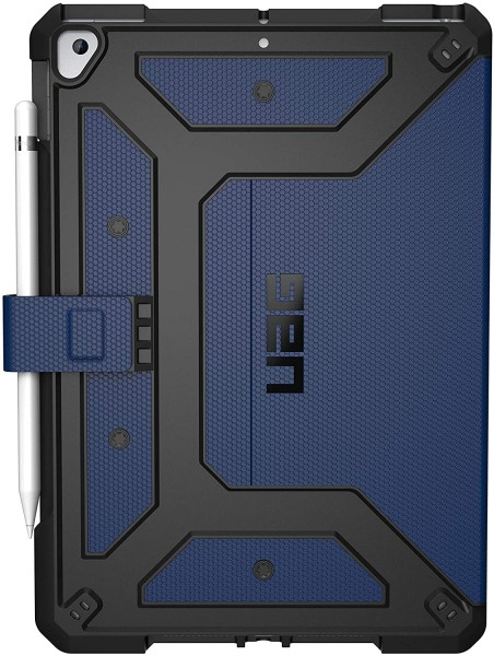 "UAG - Urban Armor Gear Metropolis Case für Apple iPad 10,2"" (2019) cobalt (blau)"