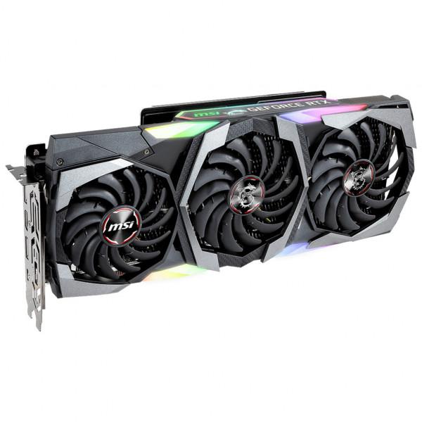 MSI - GeForce RTX 2080 GAMING TRIO - 8GB - GDDR6 - Grafikkarte (602-V372-41S) - Bulk