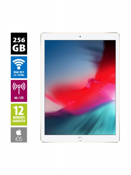 Apple iPad Pro Wi-Fi + Cellular (256GB) - Gold