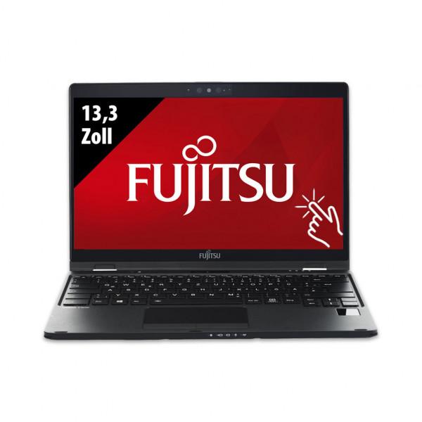 Fujitsu LifeBook U939X - 13,3 Zoll - Core i5-8365U @ 1,6 GHz - 8GB RAM - 1000GB SSD - FHD (1920x1080) - Touch - Webcam - Win10Pro
