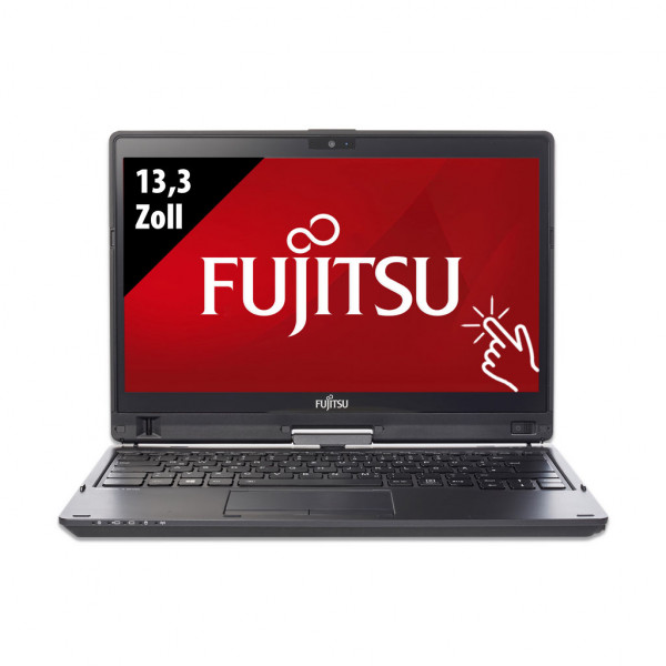 Fujitsu LifeBook T935 - 13,3 Zoll - Core i7-5600U @ 2,6 GHz - 8GB RAM - 250GB SSD - FHD (1920x1080) - Touch - Webcam - Win10Pro