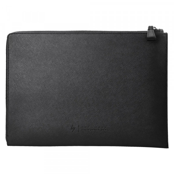 "HP Elite Leather Sleeve - Notebook-Hülle -12.5"" - Schwarz"