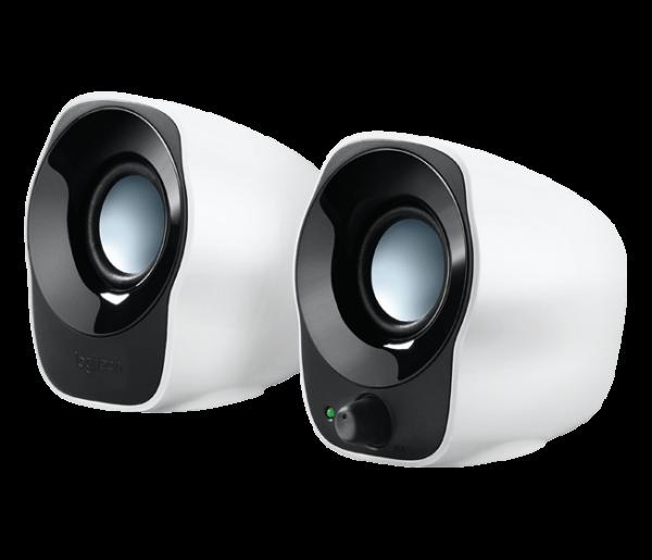 Logitech Z120 - Lautsprecher - weiß/schwarz