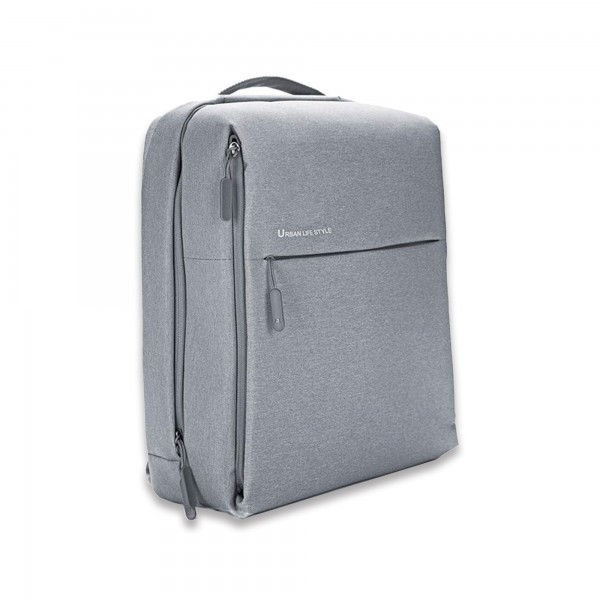 Xiaomi - Mi City Backpack - 20 l - Rucksack für Notebooks bis 14 Zoll - Light Grey