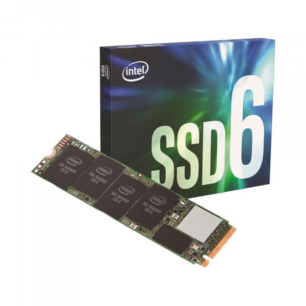 Intel 660P NVMe SSD, M.2 Typ 2280 - 1 TB