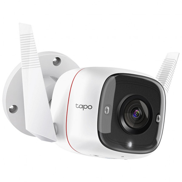 TP-Link - Netzwerk-Überwachungskamera - Außenbereich - Innenbereich - TAPO C310 - 2304p - Weiß