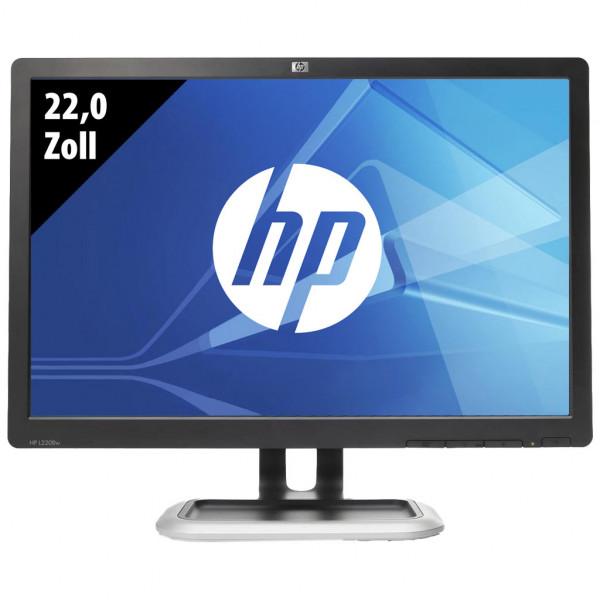 HP L2208w - 22,0 Zoll - WSXGA+ (1680x1050) - 5ms - schwarz