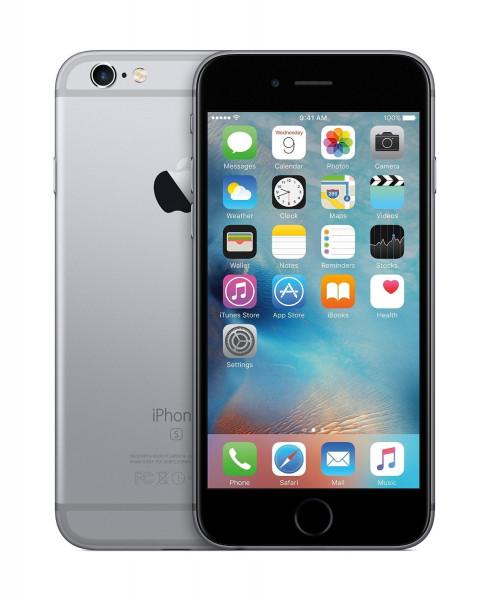 Apple iPhone 6s Plus (128GB) - spacegrau - neuwertig