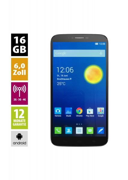 Alcatel One Touch Hero 2 - (16GB) - Schwarz