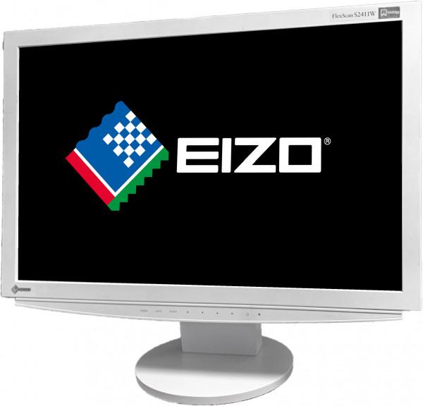 Eizo FlexScan S2411W - 24,0 Zoll - WUXGA (1920x1200) - 6ms - weiß