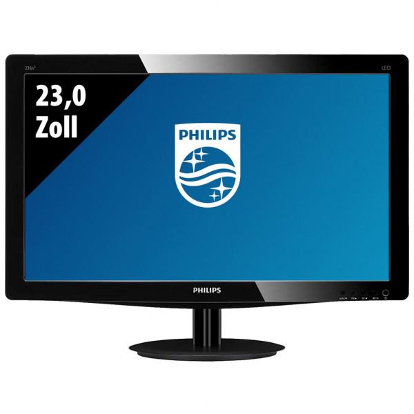 Philips 236V3LSB6/00 - 23,0 Zoll - FHD (1920x1080) - 5ms - schwarz