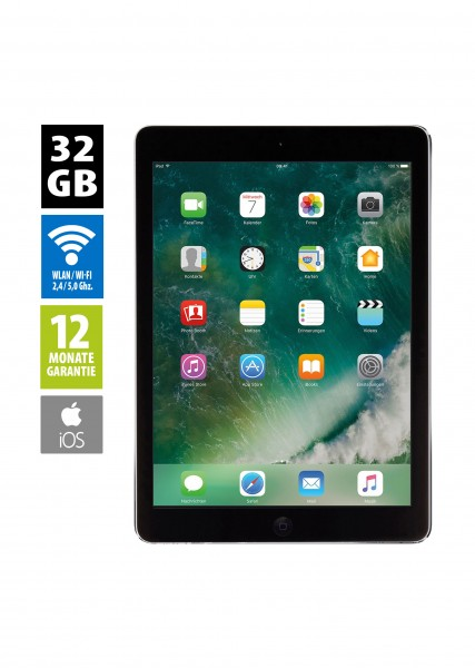 Apple iPad Air Wi-Fi (32GB) - Space Gray