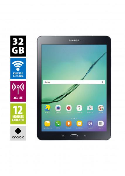 Samsung Galaxy Tab S2 Wi-Fi + LTE (32GB) - Black