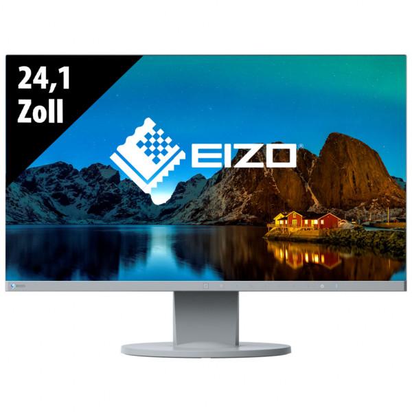 Eizo FlexScan EV2455-GY - 24,1 Zoll - WUXGA (1920x1200) - 5ms - grau