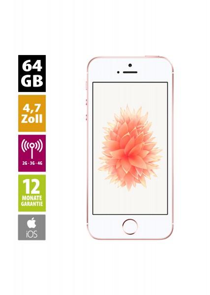 Apple iPhone SE (64GB) - rose-gold