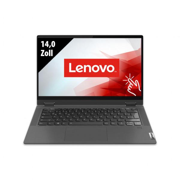 Lenovo IdeaPad Flex 5 - 14,0 Zoll - Core i7-1165G7 @ 2,8 GHz - 16GB RAM - 500GB SSD - FHD (1920x1080) - Touch - Webcam - Win10Home
