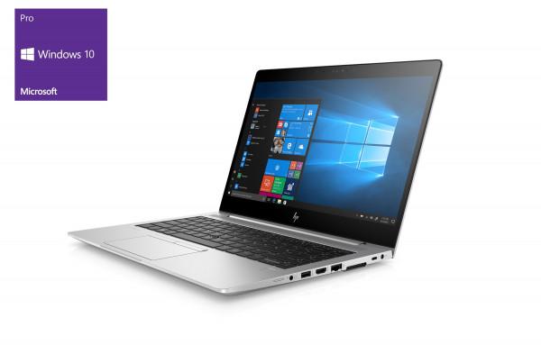 HP Elitebook 840 G5 - 14 Zoll - Core i5-8250U @ 1,6 GHz - 8GB RAM - 250GB SSD - FHD (1920x1080) - Win10Pro - neuwertig