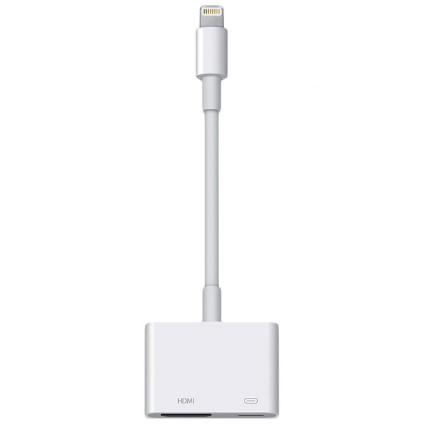 Apple Lightning Digital AV Adapter (MD826ZM/A) - Weiß