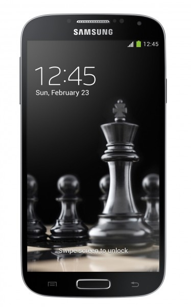 Samsung Galaxy S4 Value Edition (16GB) - black-mist