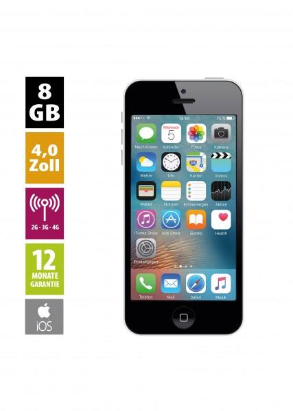Apple iPhone 5c (8GB) - White