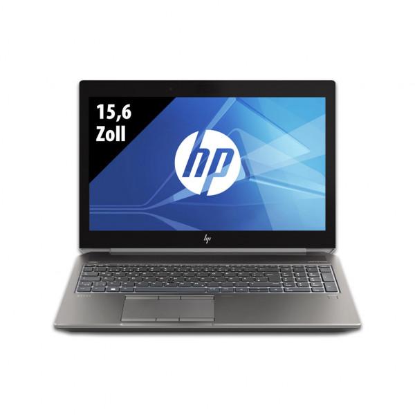 HP ZBook 15 G5 - 15,6 Zoll - Core i7-8850H @ 2,6 GHz - 32GB RAM - 1000GB SSD - Nvidia Quadro P2000 - FHD (1920x1080) - Webcam - Win10Pro