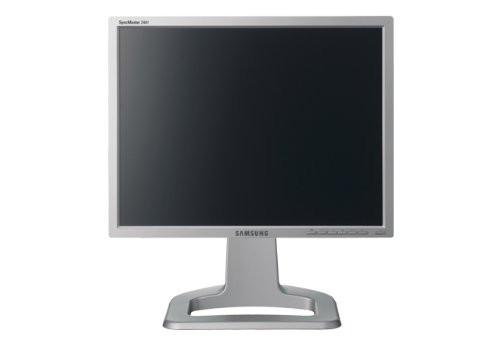 Samsung SyncMaster 244T  - 24,0 Zoll - WUXGA (1920x1200) - 5ms - silber