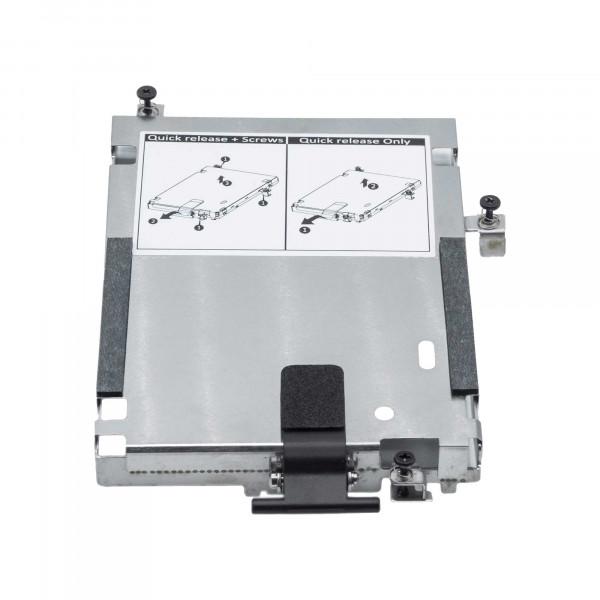 HP - ZBook 15 G6 Hard Drive Caddy - SPS-BRACKET KIT (L28721-001) Bulk-Version - Festplattengehäuse ohne Kabel