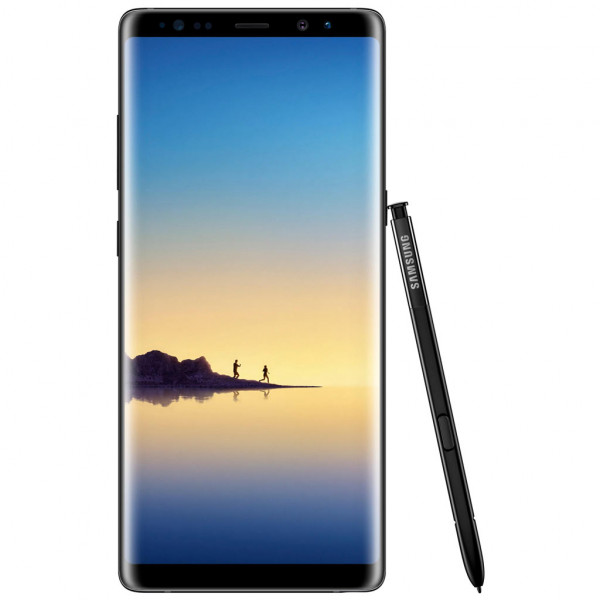 Samsung Galaxy Note 8 DUOS (64GB) - Midnight Black