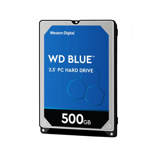 WD Blue WD5000LPCX - Festplatte - 500GB - intern - Bulk-Version