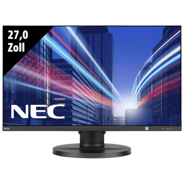 NEC MultiSync E271N - 27,0 Zoll - FHD (1920x1080) - 6ms - schwarz