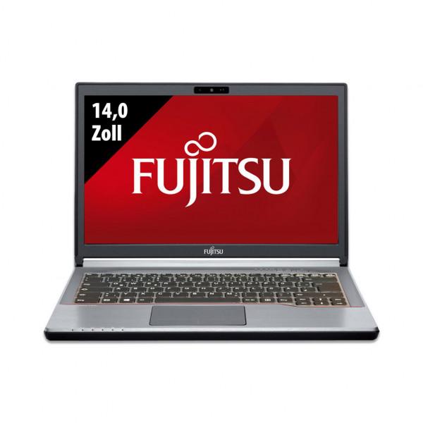 Fujitsu LifeBook E744 - 14,0 Zoll - Core i5-4300M @ 2,6 GHz - 8GB RAM - 250GB SSD - WSXGA (1600x900) - Win10Pro