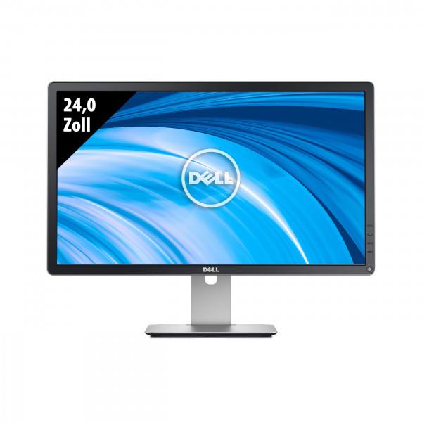 Dell P2414Hb - 24,0 Zoll - FHD (1920x1080) - 8ms - schwarz/silber