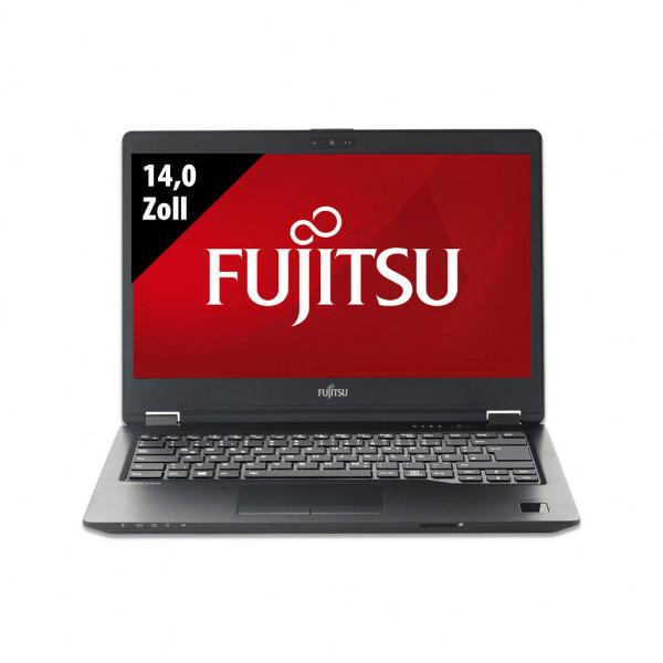 Fujitsu LifeBook U747 - 14,0 Zoll - Core i5-7200U @ 2,5 GHz - 8GB RAM - 250GB SSD - FHD (1920x1080) - Win10Pro